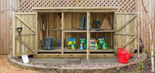 garden storage solutions
